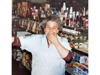 Dogliani: addio a Rita Gallo, storica negoziante di via Rovere