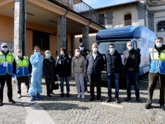 Parte da Roddino Il vaccino arriva (anche) con l'ambulatorio mobile: partita dalle Langhe la nuova iniziativa Asl