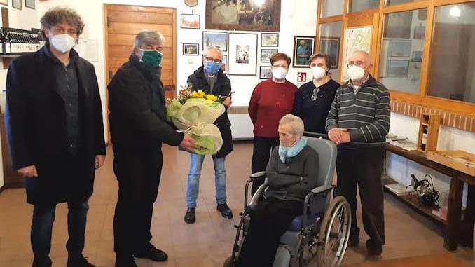 Dogliani: Rosa Fassone ha compiuto 100 anni