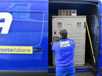 Consegnate da Poste italiane 800 dosi di vaccino AstraZeneca all'ospedale di Verduno