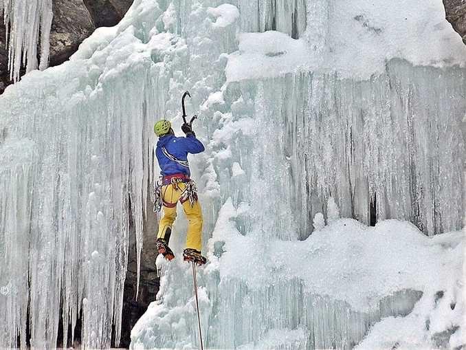 Dai computer alla montagna: ora Simone Greci è aspirante guida alpina 2
