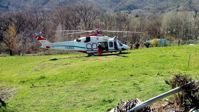 Il Soccorso alpino impegnato in due interventi di recupero nel torinese e nel Vercellese