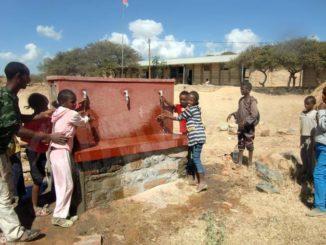 Valle Bormida pulita ha raccolto 28mila tappi per l'Africa