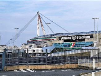 Da domani al via le vaccinazioni all'hotspot dell'Allianz Stadium di Torino