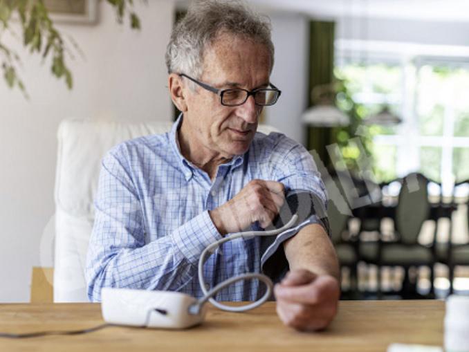 anziano – parametri vitali