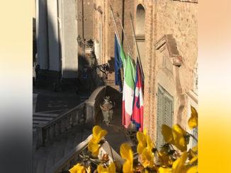 18 marzo 2021, anche Bra commemora le vittime del Covid