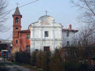Iniziati i restauri della cupola nella chiesa della Madonnina a Pollenzo
