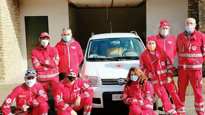 Dopo quindici anni a Niella Belbo ritorna la Croce rossa