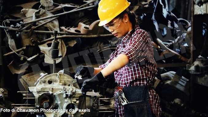 Industria, lavoro, fabbrica
