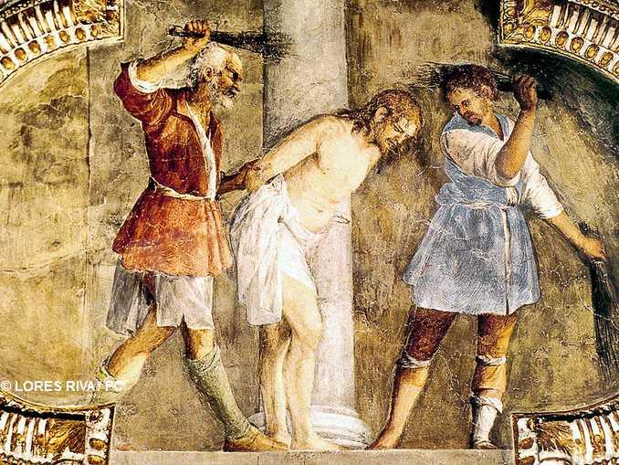 flagellazione cristo