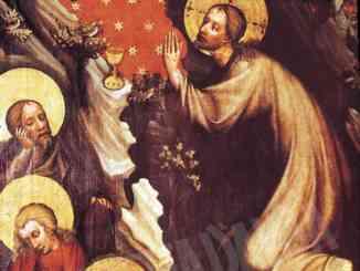 L'incontro con Dio avviene immergendoci in Cristo