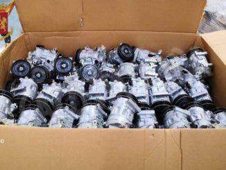Rubavano pezzi di ricambio a Fca Italia per rivenderli sul mercato nero