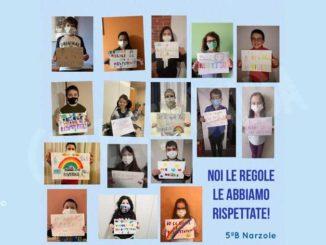 Dalle elementari di Narzole la protesta contro la teledidattica