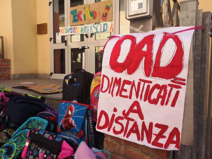 La protesta contro la didattica a distanza coinvolge anche Roddi 2