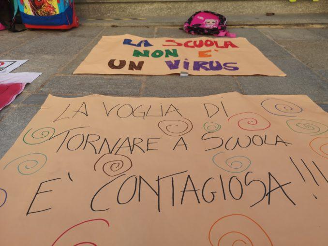 La protesta contro la didattica a distanza coinvolge anche Roddi 3