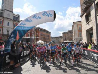Parigi-Nizza: Sobrero risale due posizioni nella classifica dei giovani