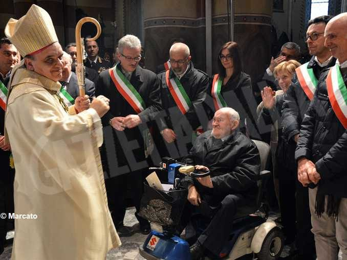 «Immaginiamo il possibile», il bilancio del vescovo Marco 1