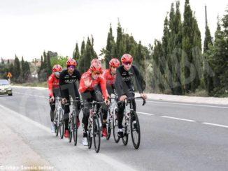 Vuelta valenciana: successo australiano, Diego Rosa nelle retrovie