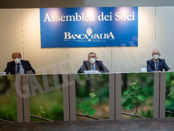 Assemblea Banca d'Alba
