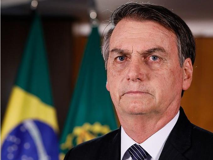 Bolsonaro (foto Wikipedia)
