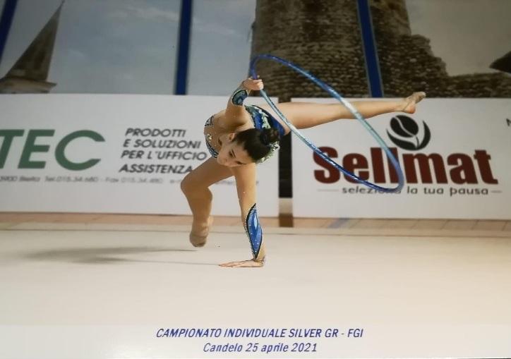 Campionato individuale silver LD della Federazione Ginnastica d'Italia (2)