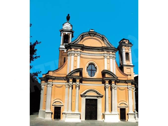 Canale chiesa parrocchiale