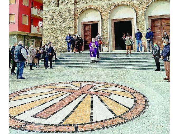 Cossano mosaico