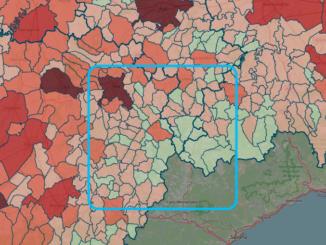 Coronavirus: risalgono i positivi a Cortemilia; la situazione in Alta Langa