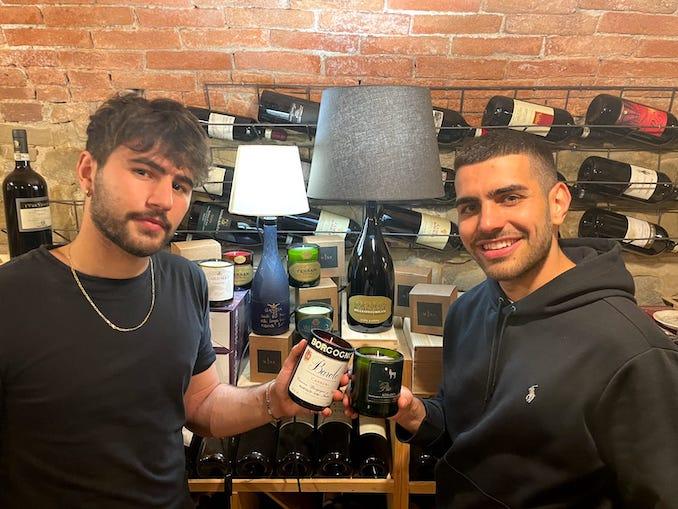 Daniel e Giulio