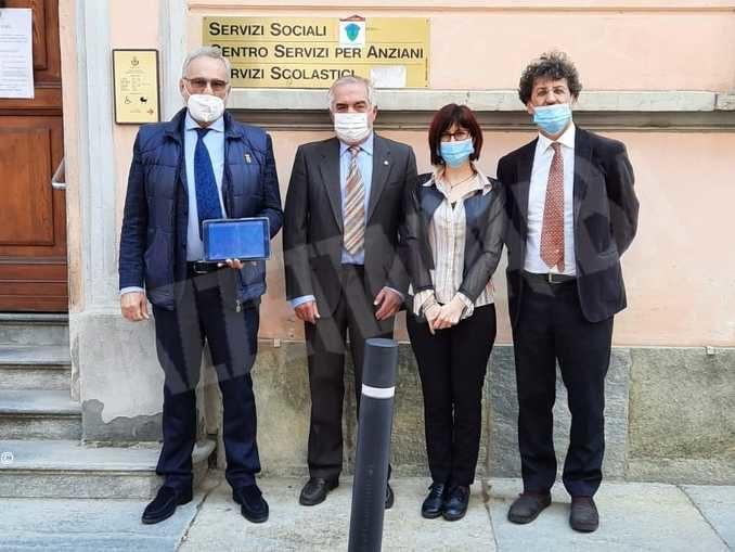 1.500 euro dal Lions club Alba Langhe per le persone in difficoltà