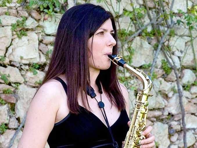 Il sax di Emma Pigato per la classica di Paglia