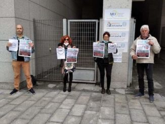 Covid: protesta partite Iva a Torino, non siamo slot machine