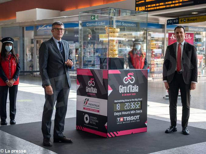 Giro d'Italia porta nuova