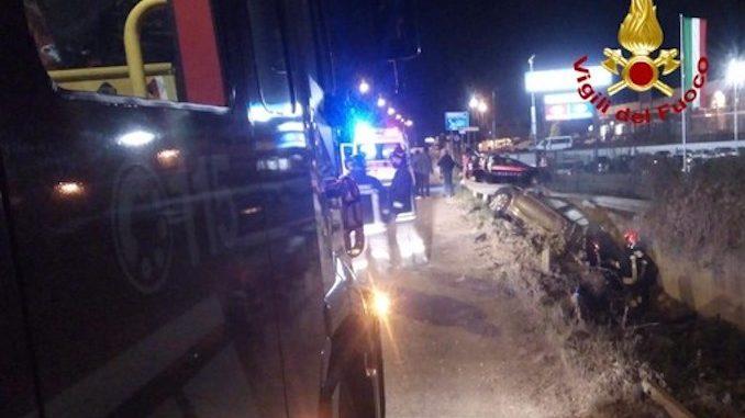 Cuneo: incidente a Madonna dell'Olmo, un ferito lieve