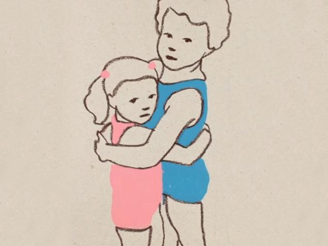 L'abbraccio più grande