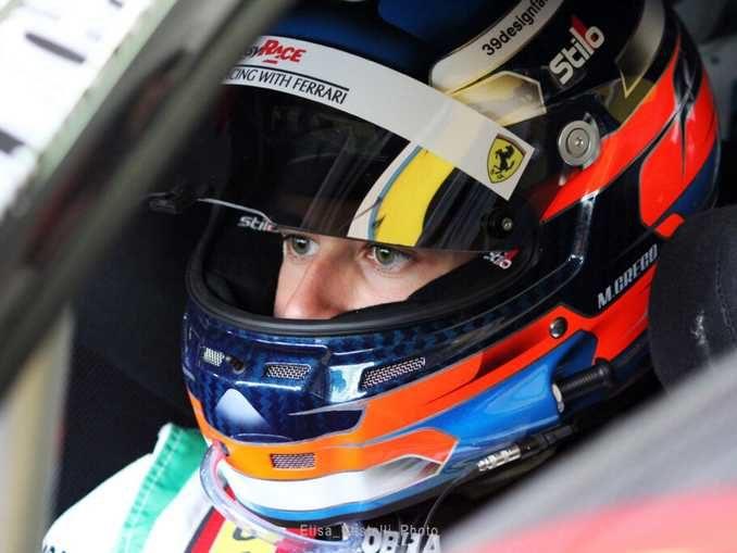 Matteo Greco prosegue l'impegno con Easy race nel Campionato italiano gran turismo 2021