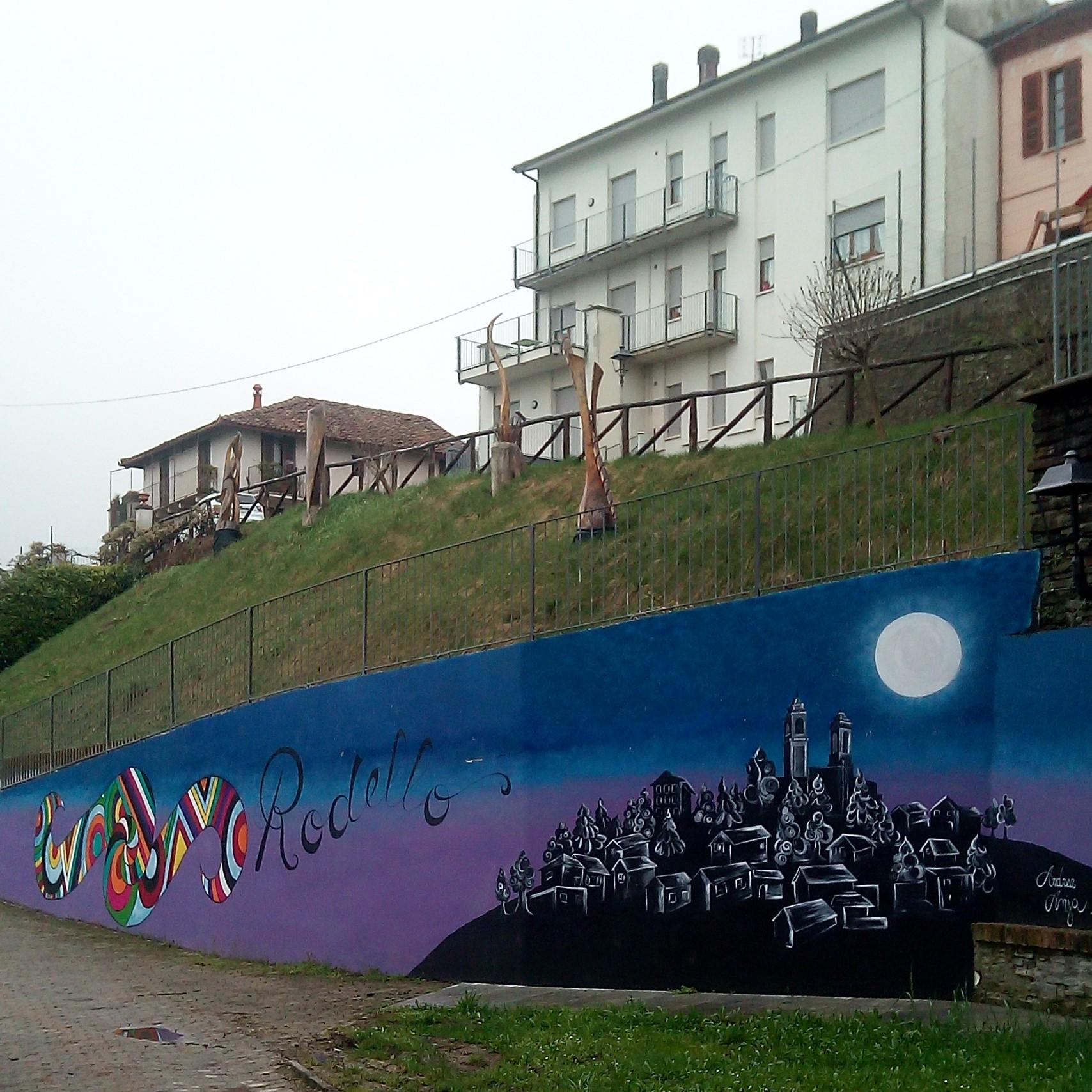 Murale rodello