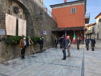 Deposta una corona d'alloro a Murazzano, ricordando coloro che combatterono e contribuirono a liberare l'Italia dal nazifascismo, Murazzano ha 2