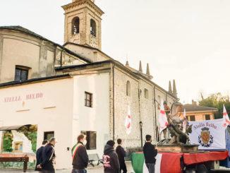 Ieri, 23 aprile, Niella Belbo ha onorato il suo patrono San Giorgio