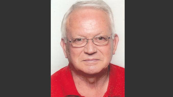 Bra piange il carrozziere Piero Porro di 74 anni