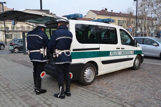 Polizia locale di Bra
