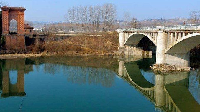 Via libera al progetto di consolidamento del ponte di Pollenzo 1