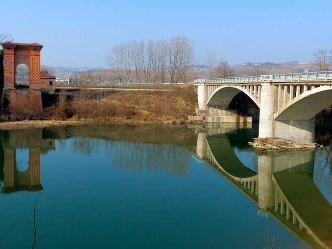 Ponte di Pollenzo