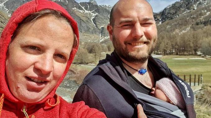 Fiocco rosa a Pontechianale, prima nascita dopo dieci anni