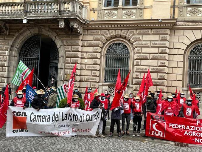 Presidio Prefettura Cuneo