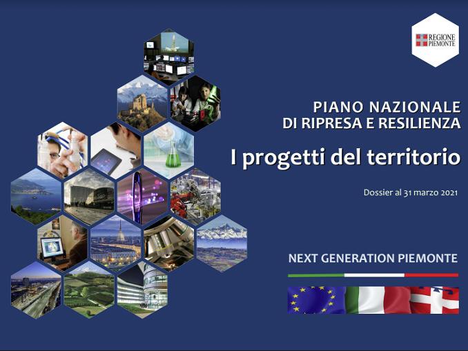 Recovery plan del Piemonte