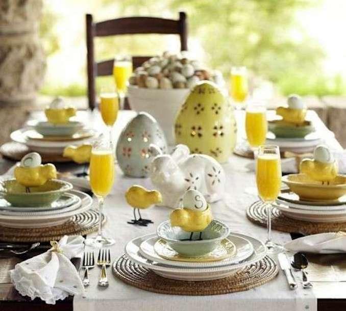 Tavola Pasqua