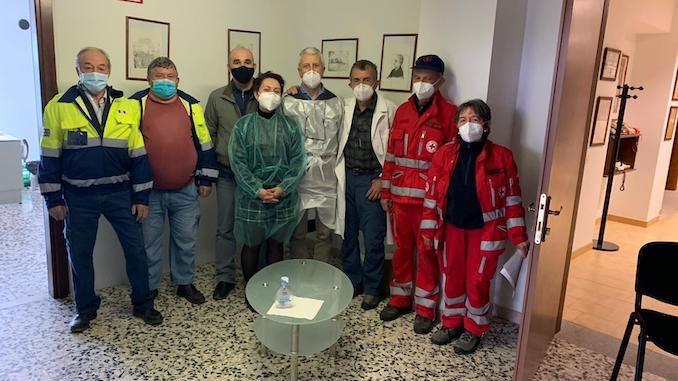 Vaccinazioni anti Covid: inoculate 22 dosi ad altrettanti abitanti di Mombarcaro