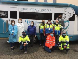 Mattinata di vaccinazioni a Castiglione Tinella