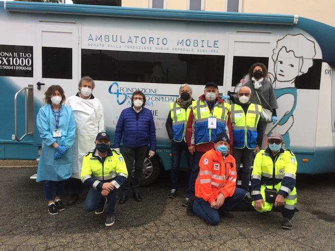 Vaccini a Castiglione Tinella